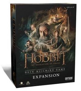 The Hobbit : The Deck Building Game - An Unexpected Journey - Desolation of Smaug